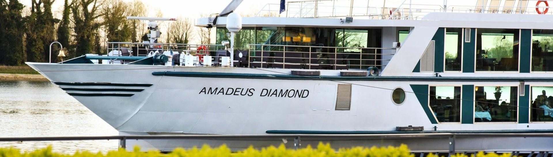 Amadeus Diamond ship