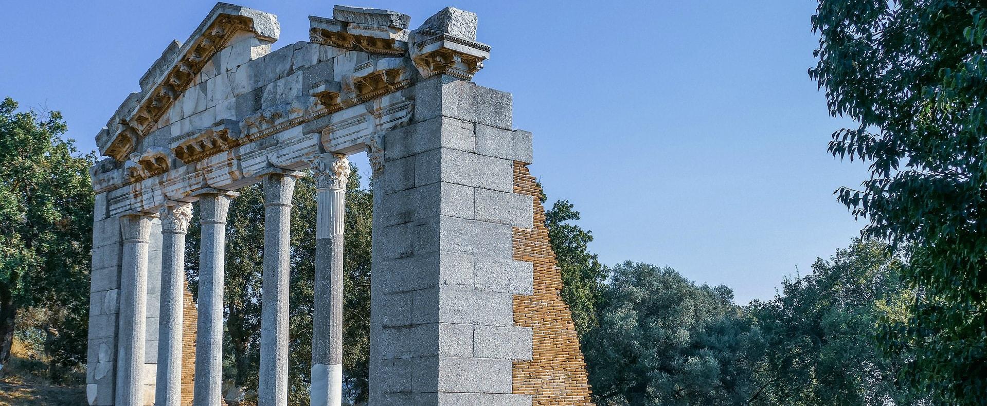 Apollonia Archeological Park, Llogora, Albania