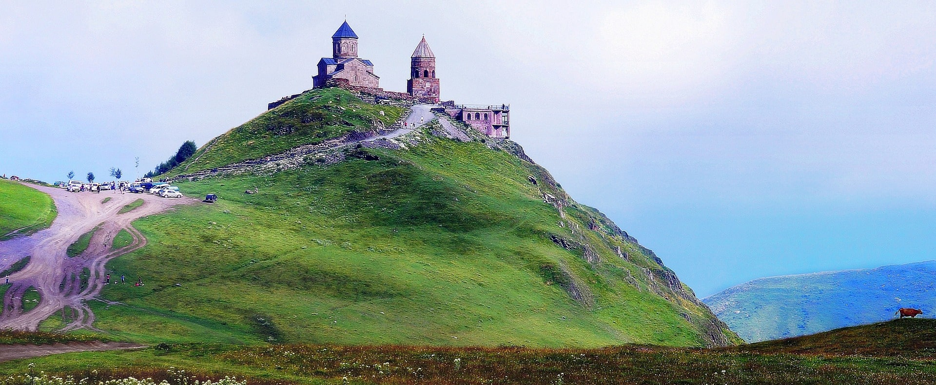 Kazbegi National Park, Georgia