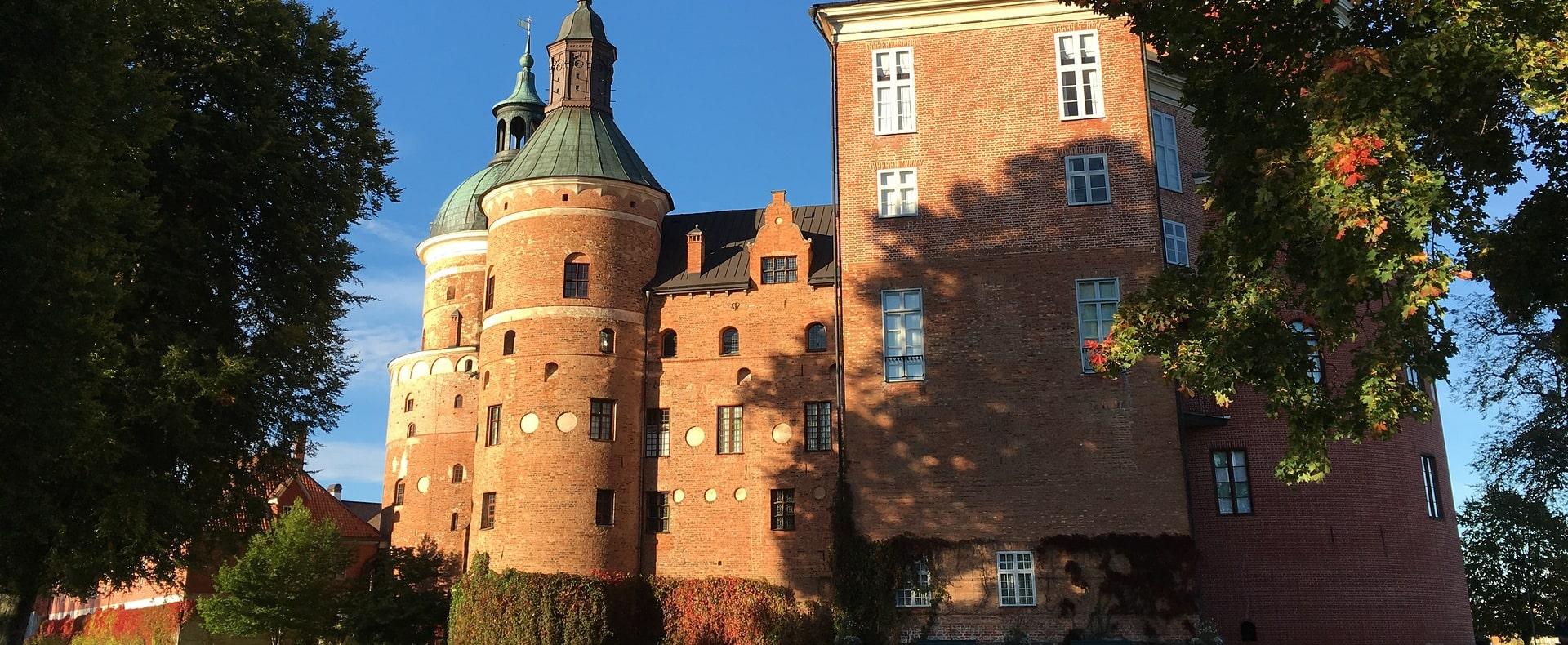 Mariefred & Gripsholm Castle, Sweden
