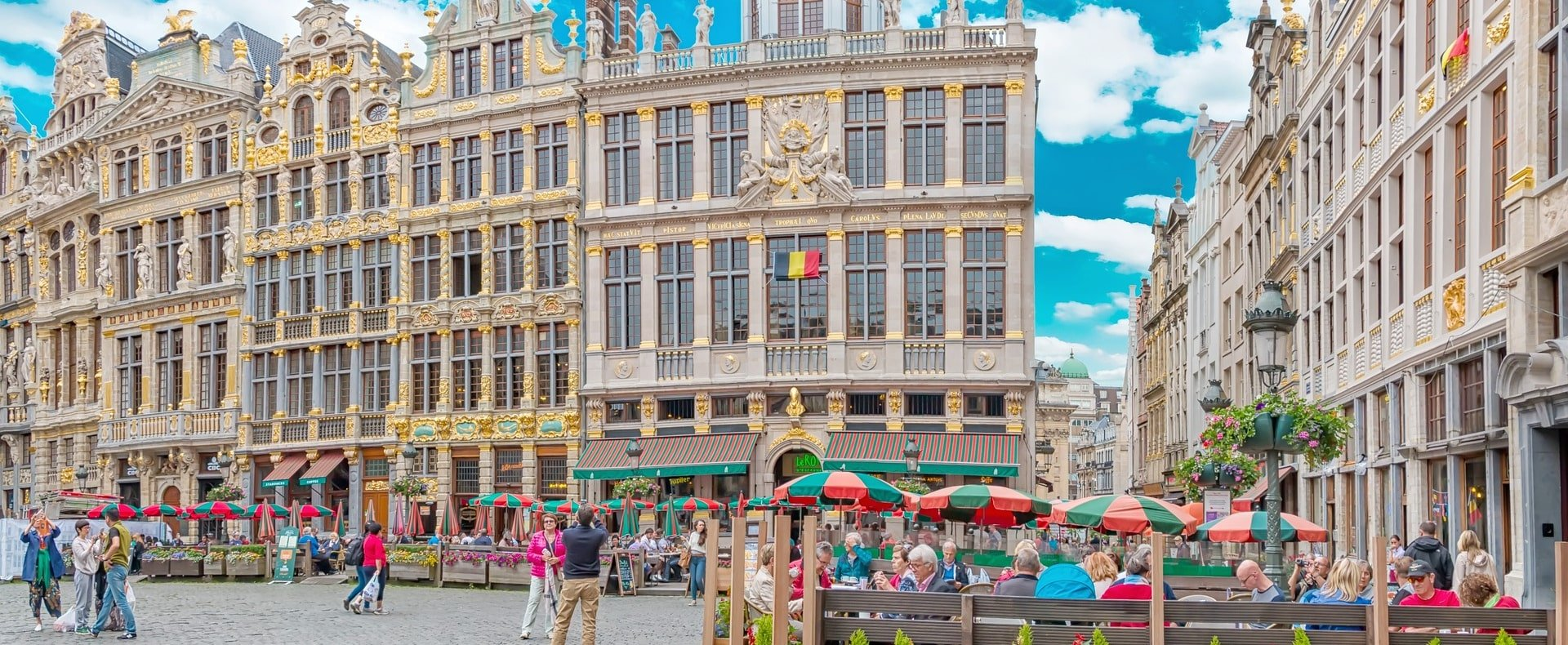 Market Place, Brussels