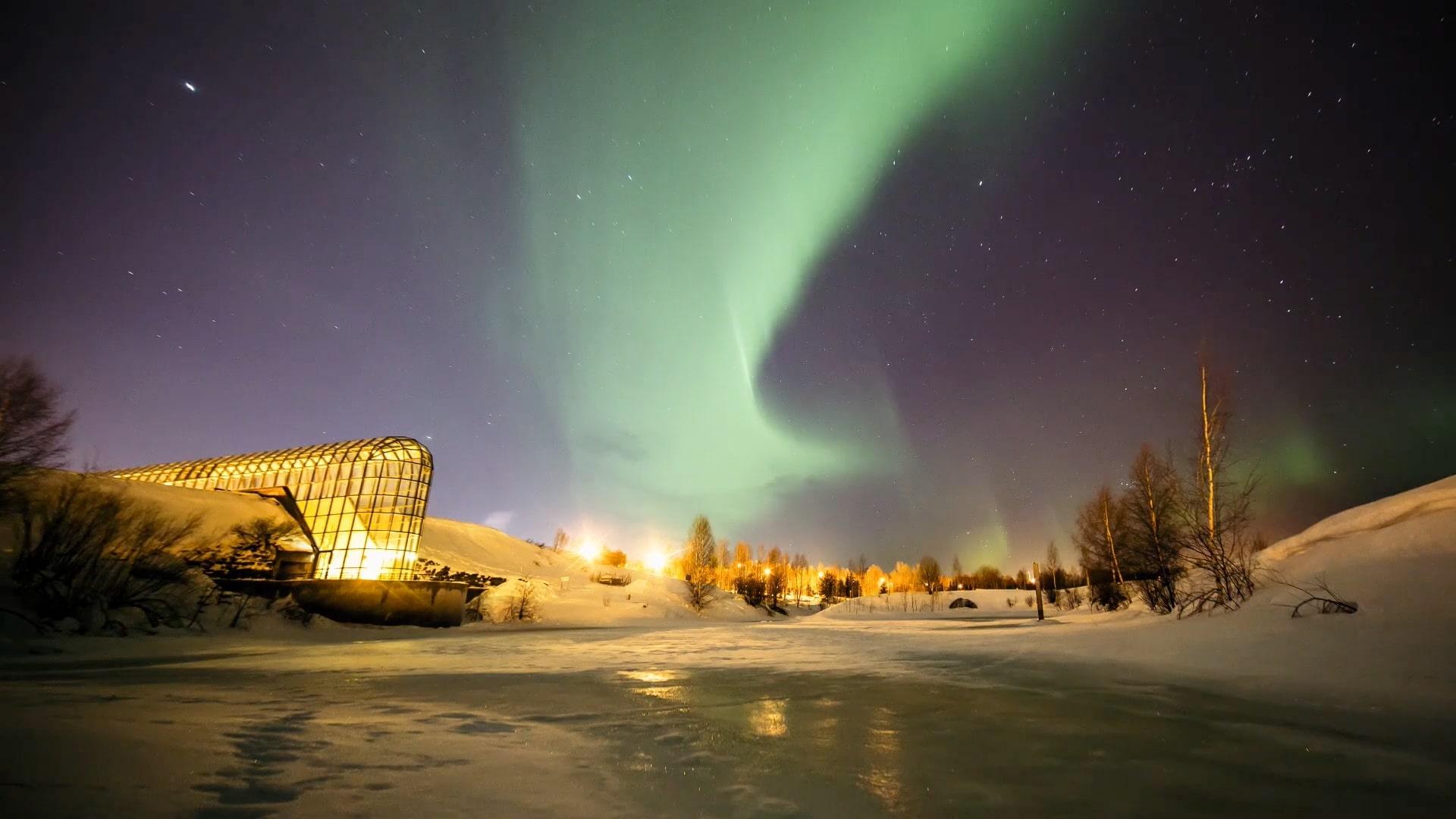 Arktikum museum, Finland