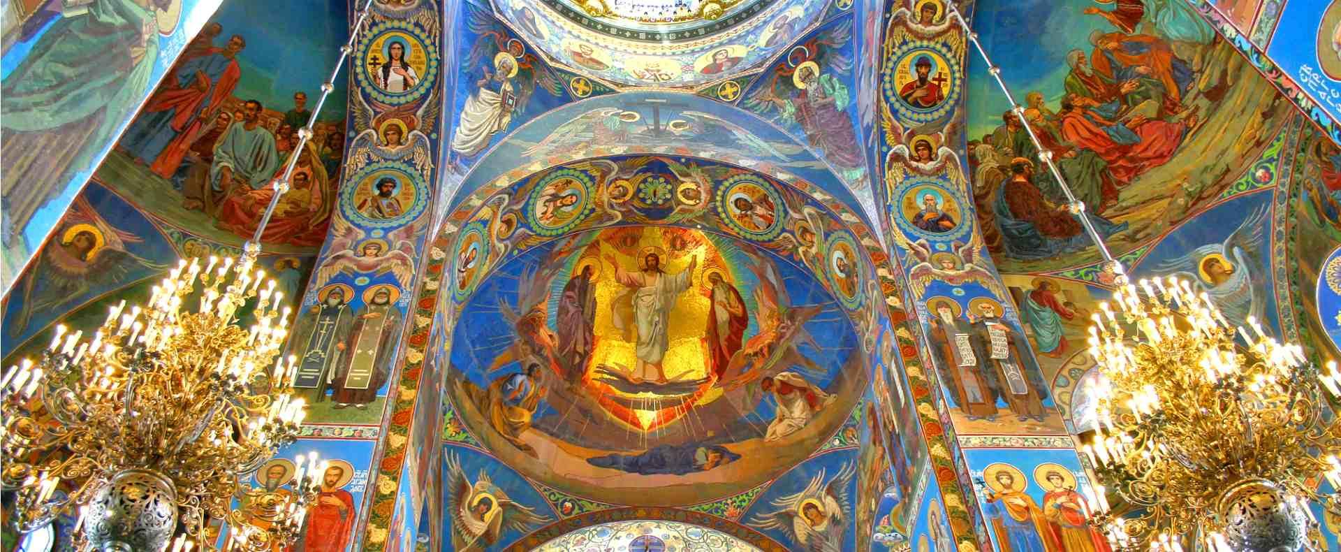 Savior on Blood, St. Petersburg, Russia