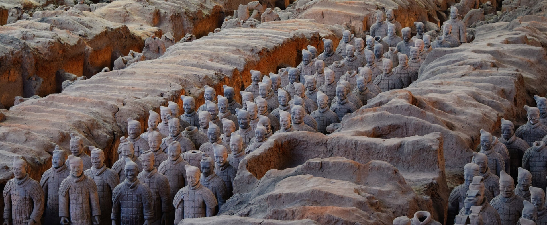 Terracotta Warriors, Xian, China Gallery
