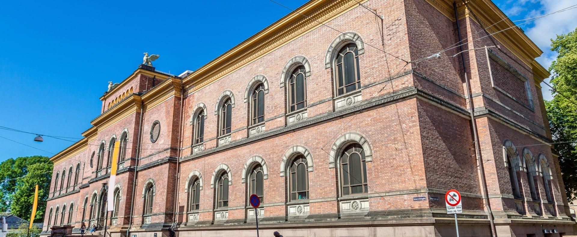 National Gallery, Oslo, Norway