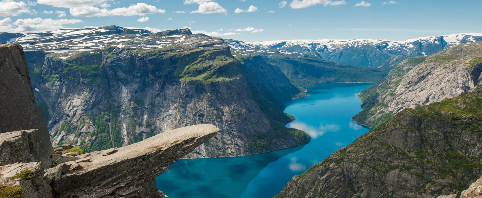 Trolltunga, Norway Gallery