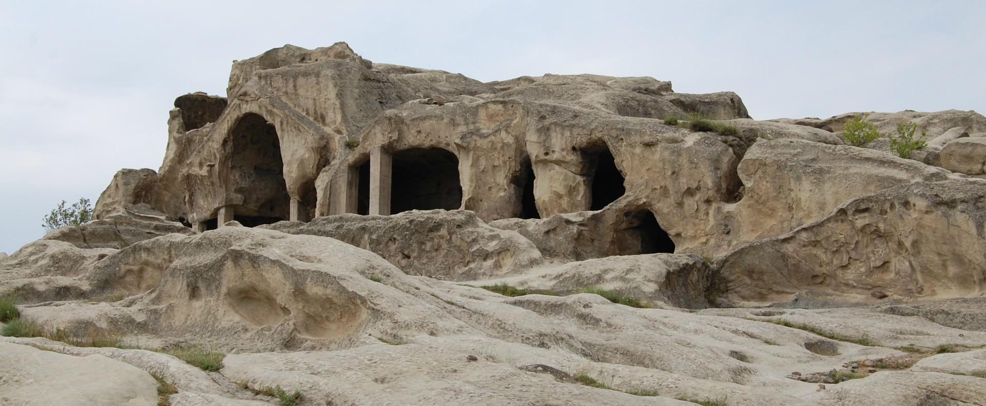 Uplistsikhe Cave complex, Georgia