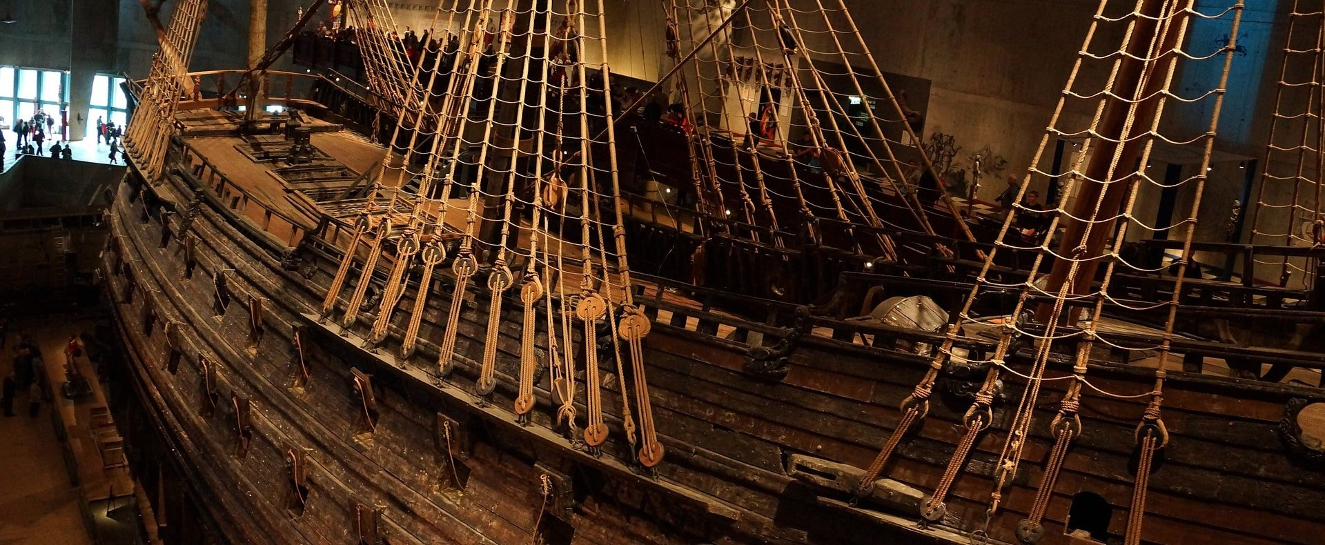 Vasa Museum, Stockholm Gallery