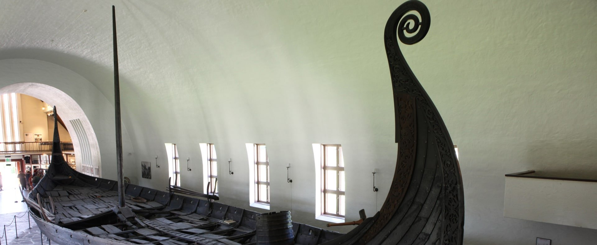 Viking Ship Museum, Oslo, Norway