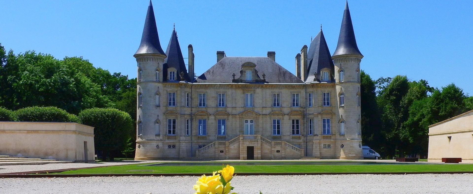 Route des Chateaux