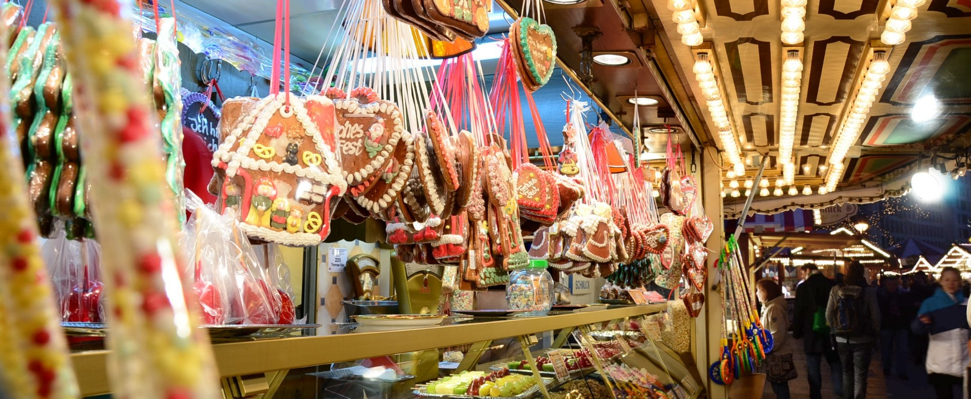 German Christmas Market Adventure