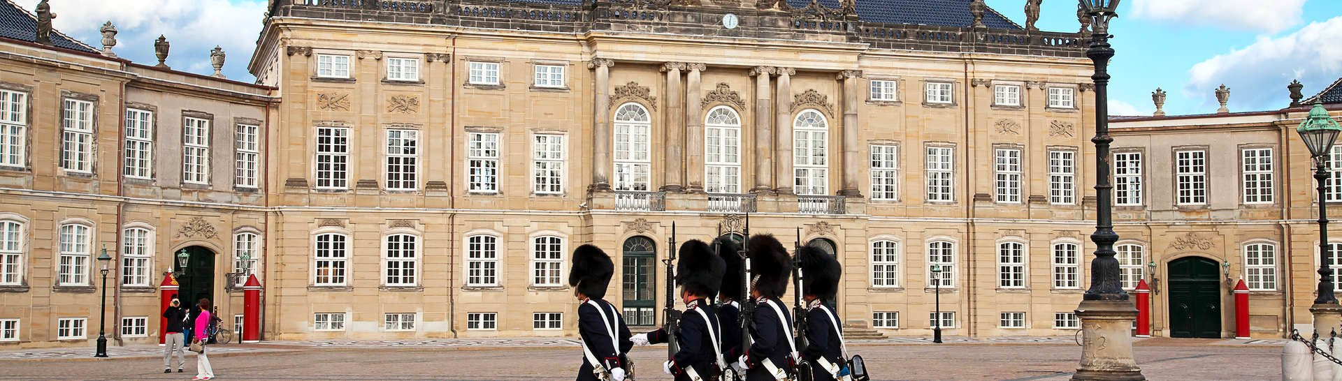 Changing of the Royal Guard ceremony is one of the highlights of your Denmark trip
