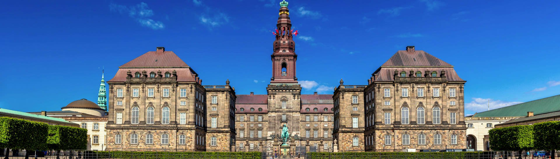 See the most popular tourist attractions, including the historical Christiansborg Palace during your guided tour of Copenhagen