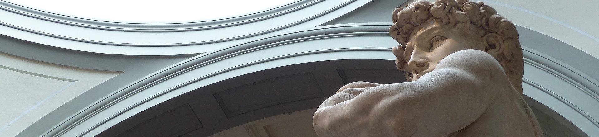 David at Galleria dell'Accademia