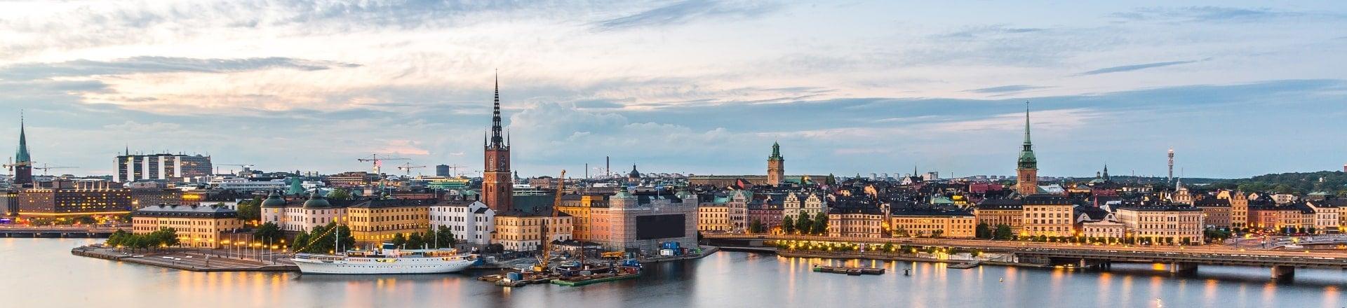 Stockholm's Gamla Stan