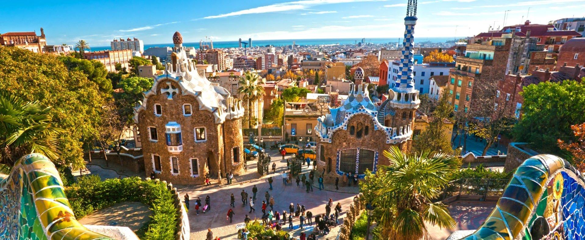 Gaudi Tour