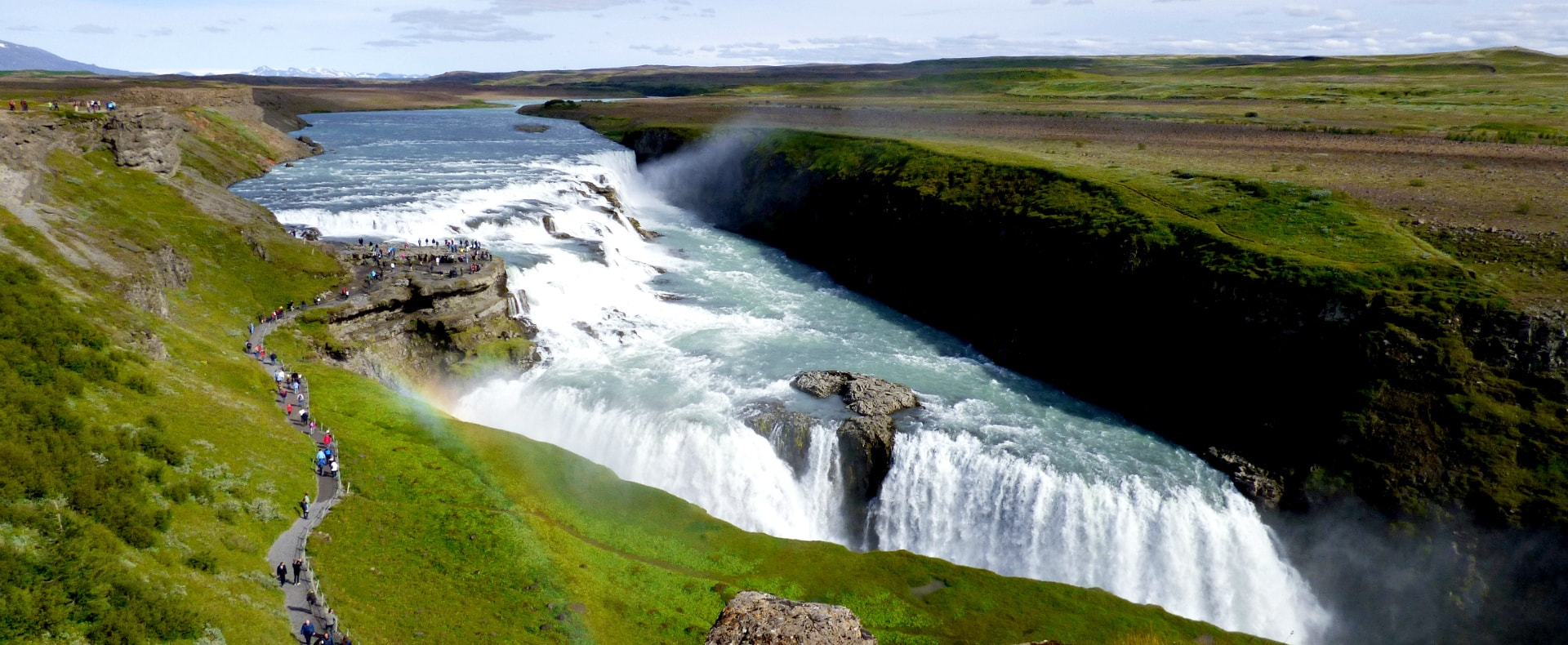 Gullfoss, The Golden Circle, Iceland