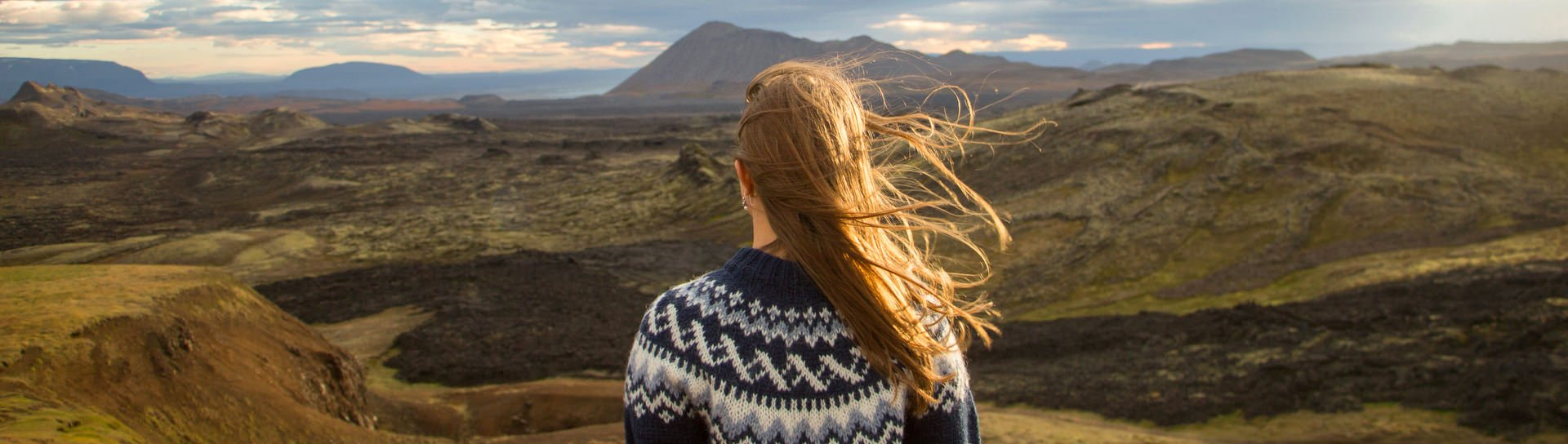 Travel to Iceland to experience some of the most scenic landscapes in Scandinavia