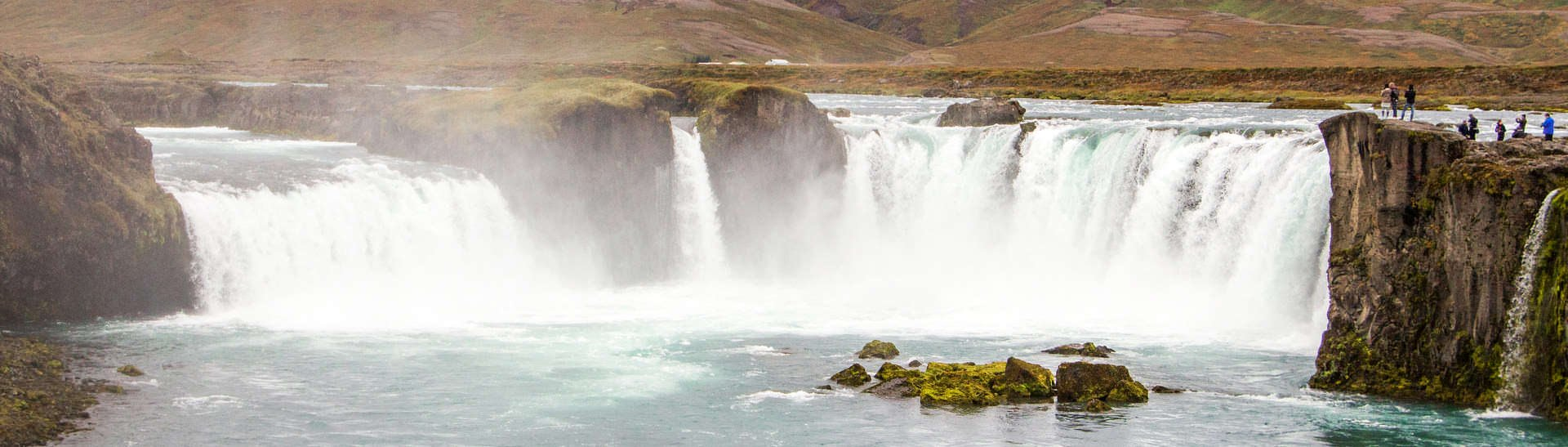 Iceland waterfalls are among the most awe-inspiring attractions in Scandinavia