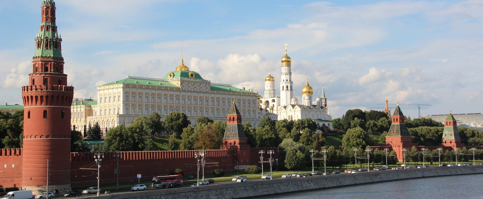 Visiting The Moscow Kremlin