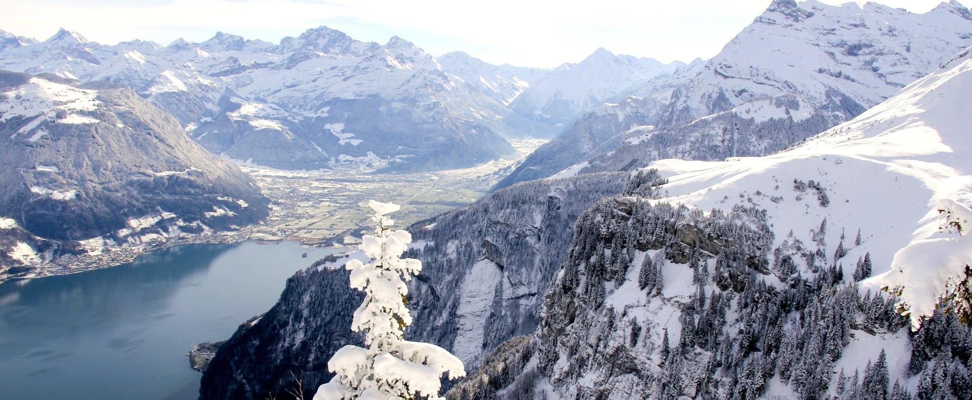 Swiss Alps, Lucerne region, Switzerland