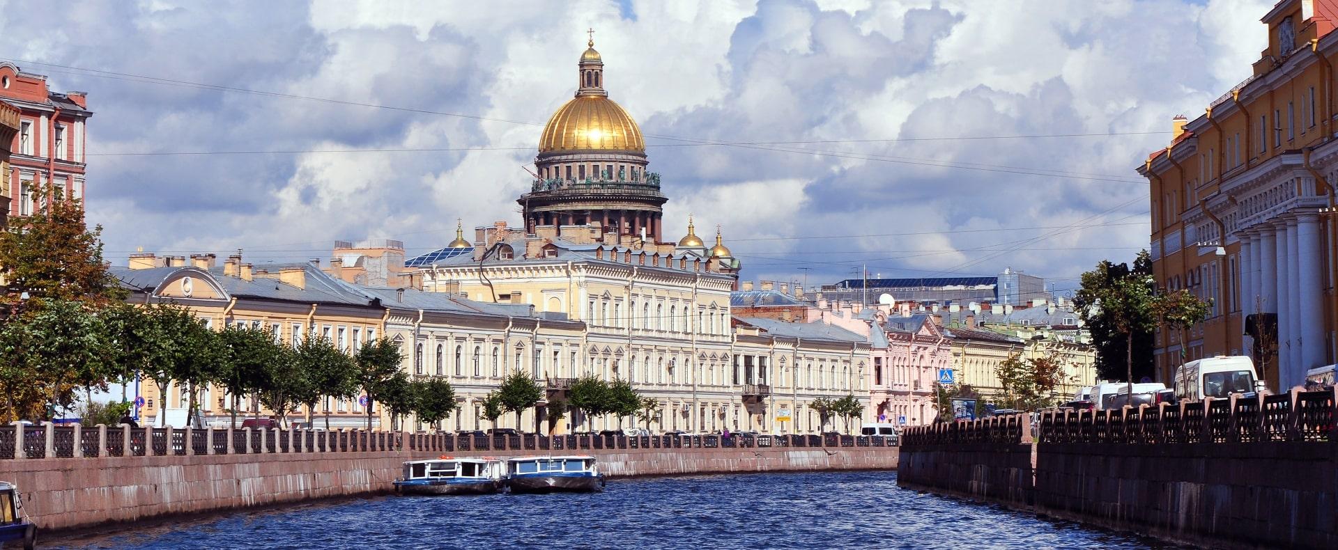 Sightseeing Saint Petersburg