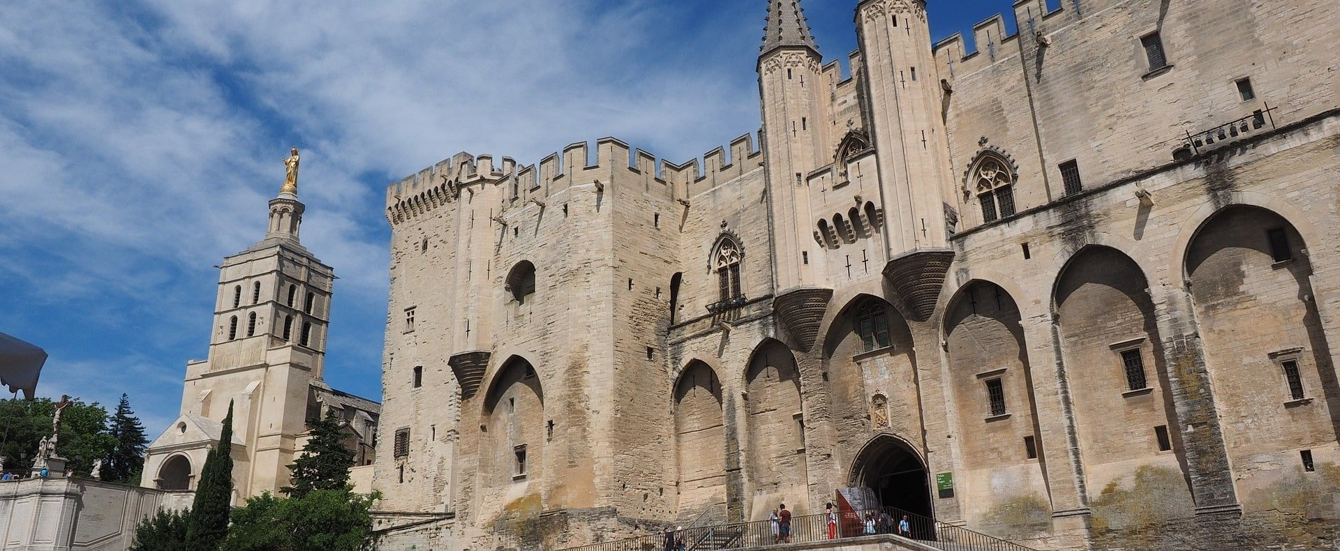 Popes' Palace