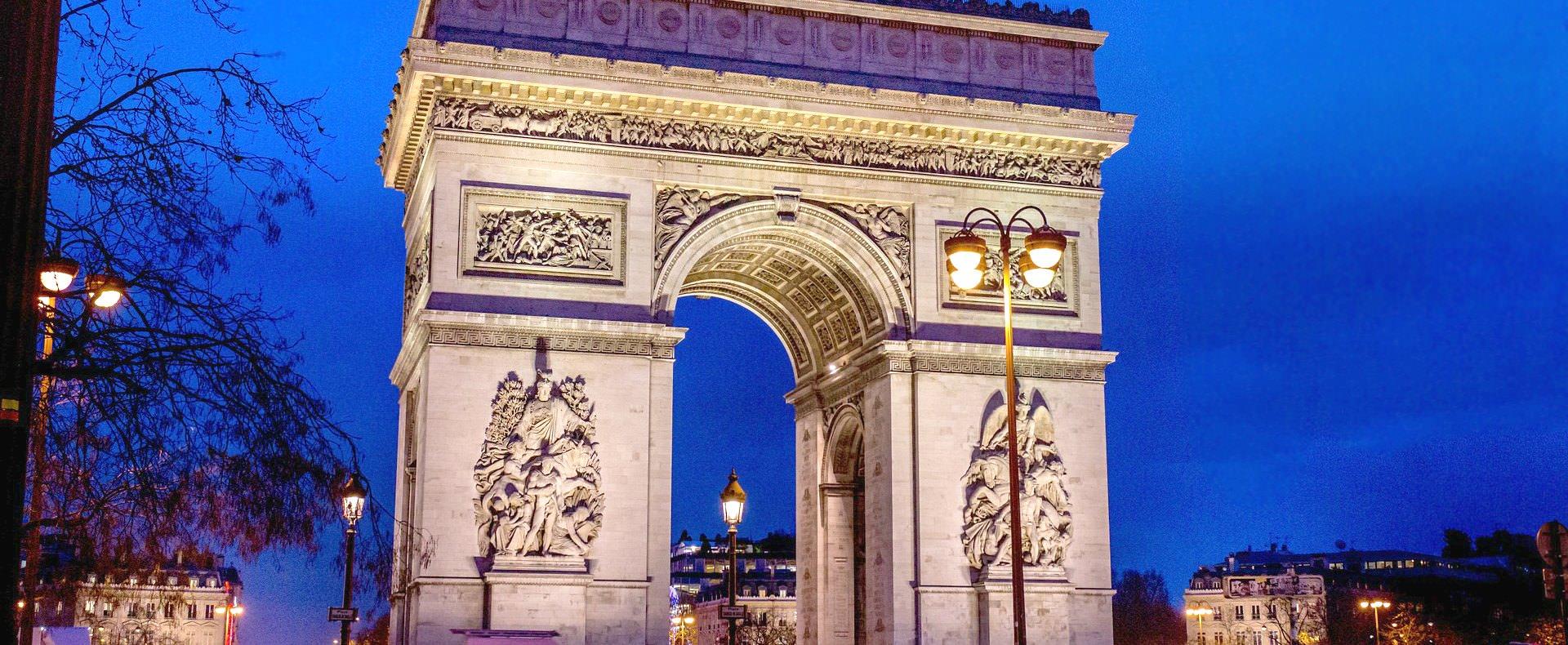 Triumphal Arc, Paris