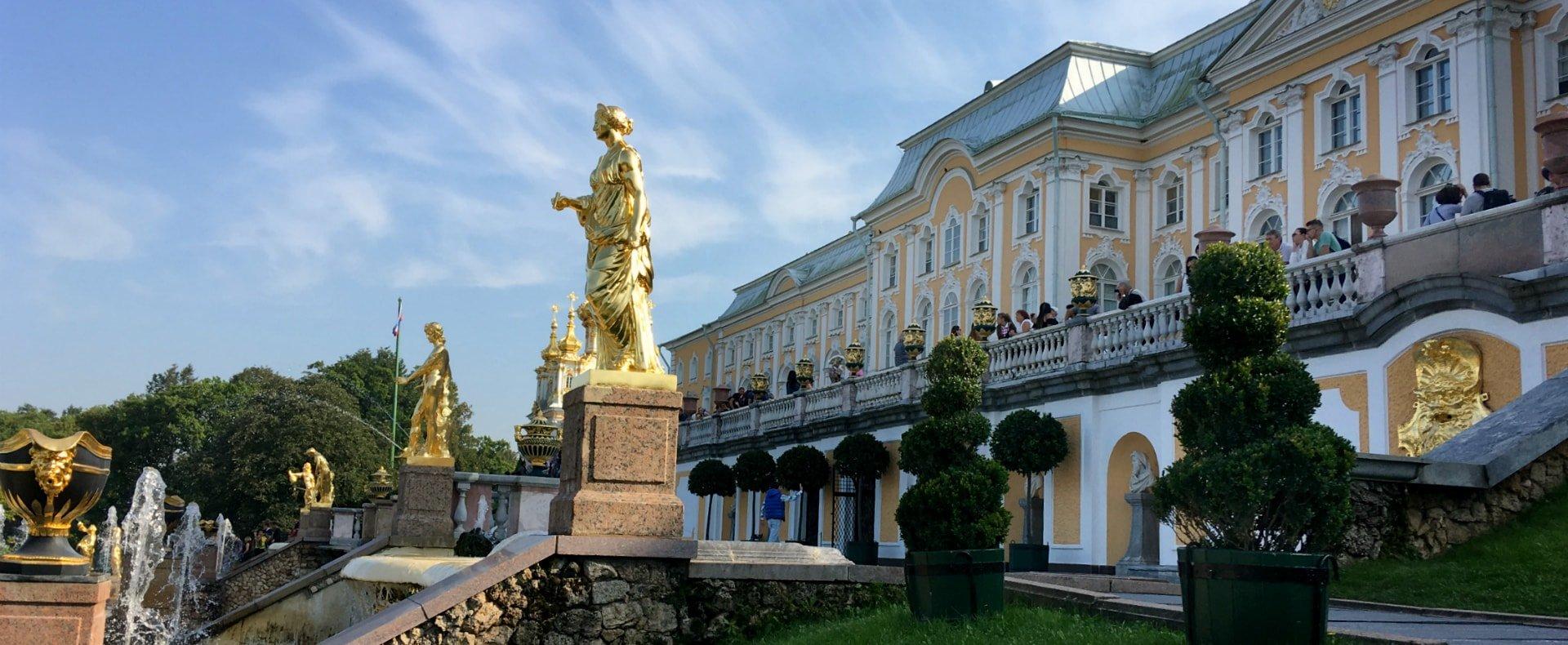 Peterhof, Russia Gallery