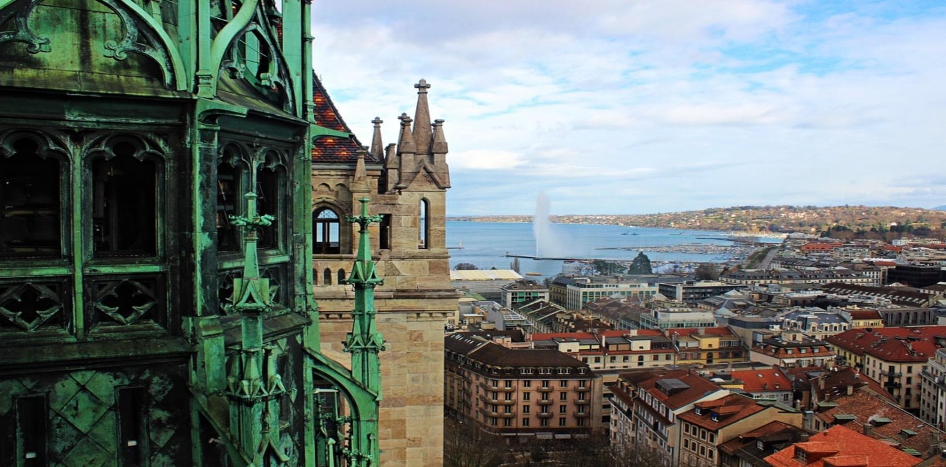 St Pierre Cathedral, Switzerland Sight