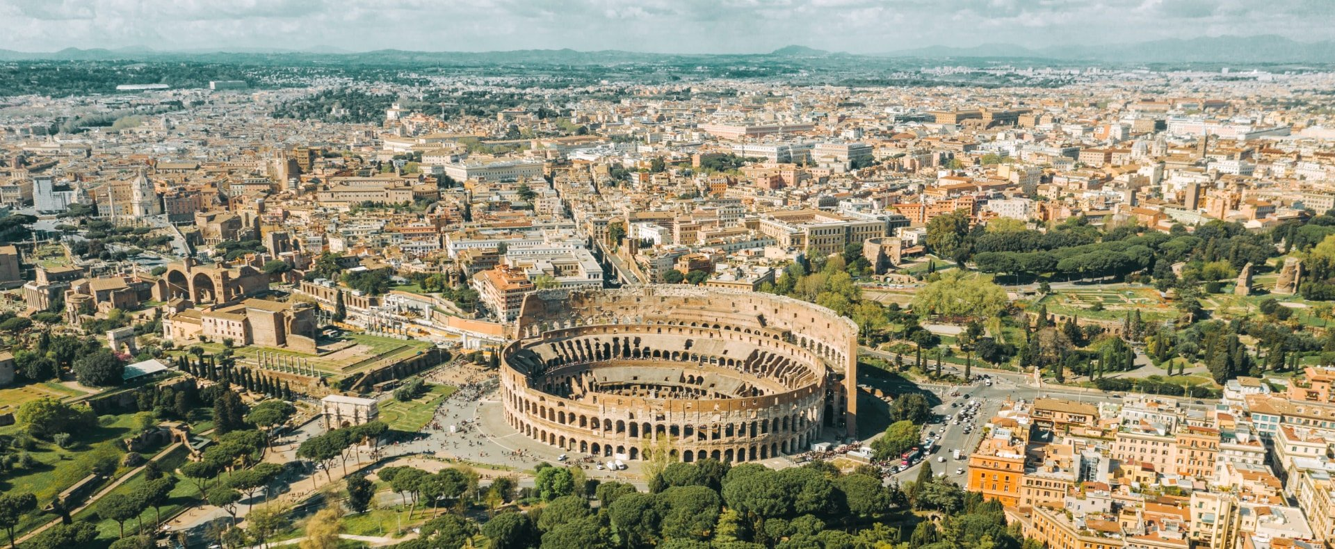 Visit the Colosseum, Rome
