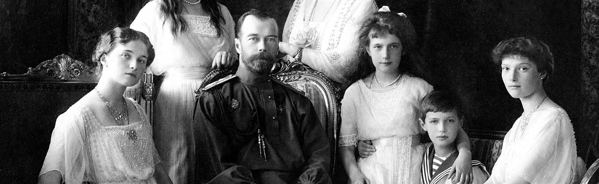 The Romanovs Royal Family