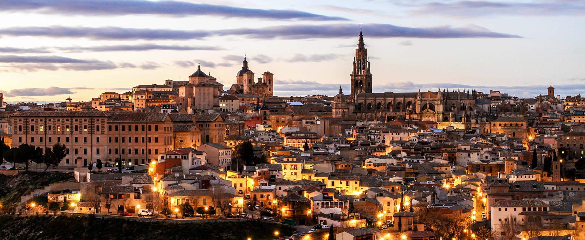 Spain, Toledo