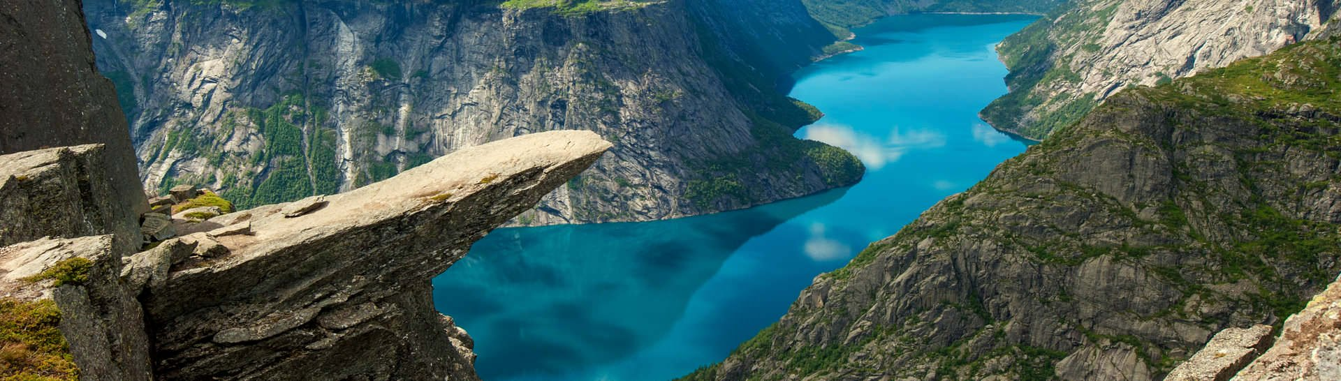 Norway: Fjords! (Home is where my bed is)