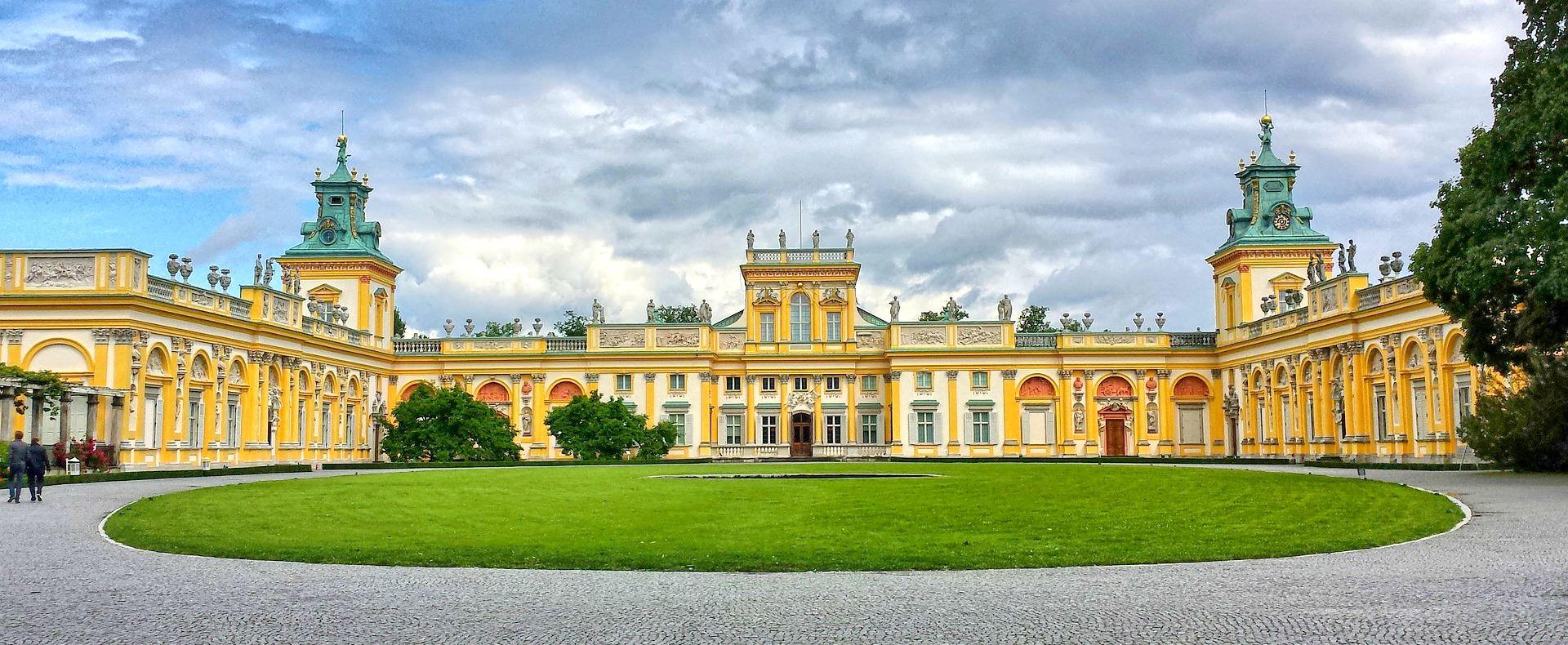 Warsaw, Wilanow Palace