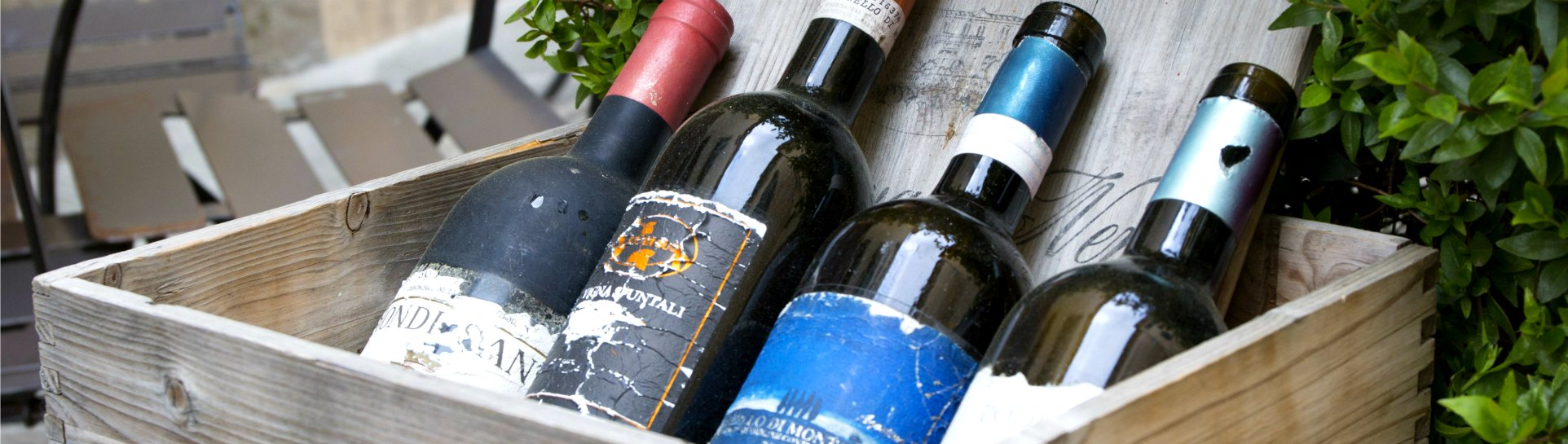 Tuscany wines