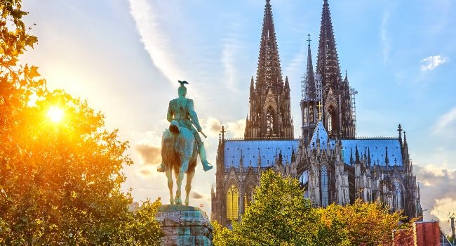 Cologne City in Germany