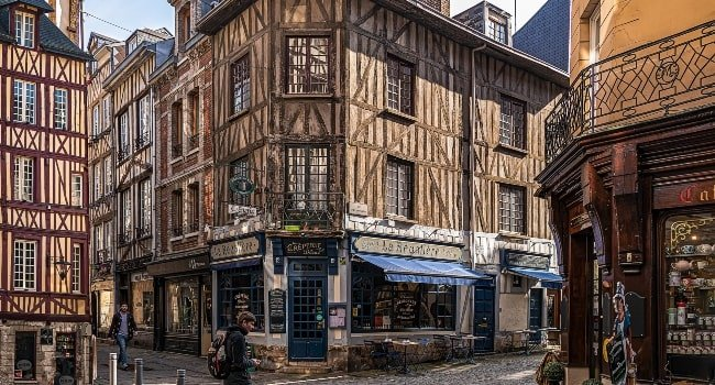 The Charms of Rouen