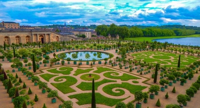 Refined Palace of Versailles