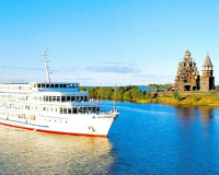 See the beauty of ancient Russ on your Russian river cruise