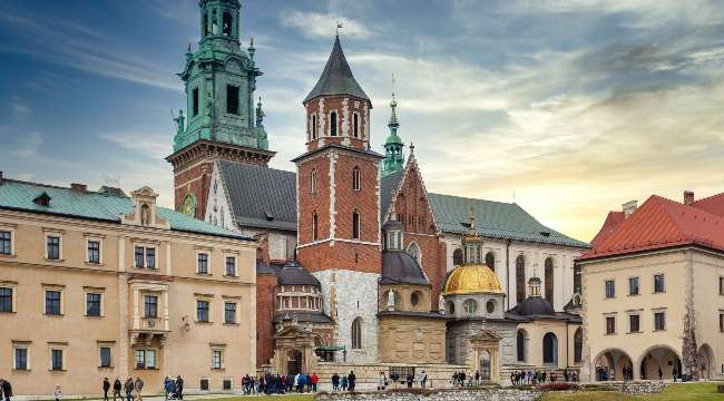 The Wawel Castle, Krakow