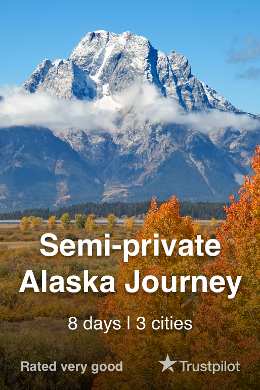 Alaska Summer Summer-Private Discovery Tour