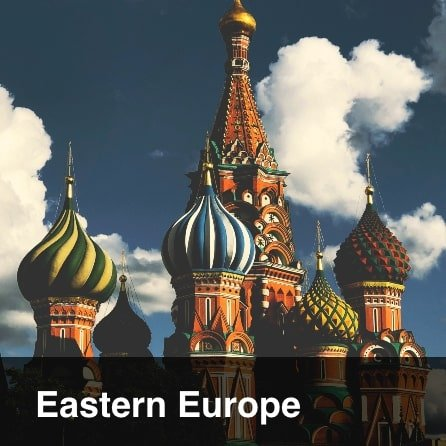 Tours to Eastern Europe