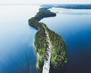 Nature in Finland