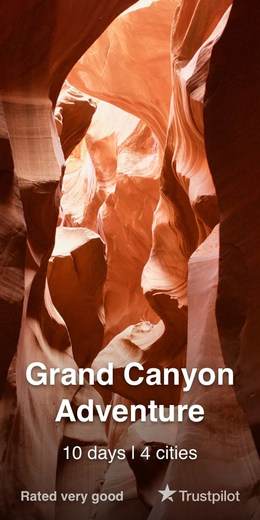 Grand Canyon Adventure Tour