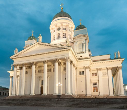 Helsinki Cathedral Tours