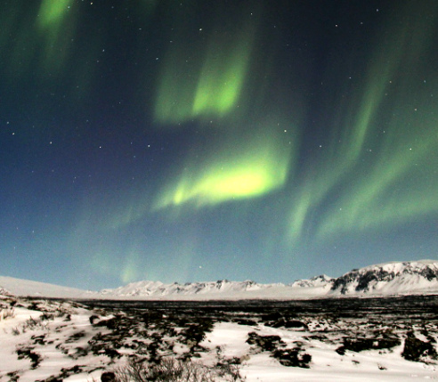 Trip to Iceland to see Northern Lights
