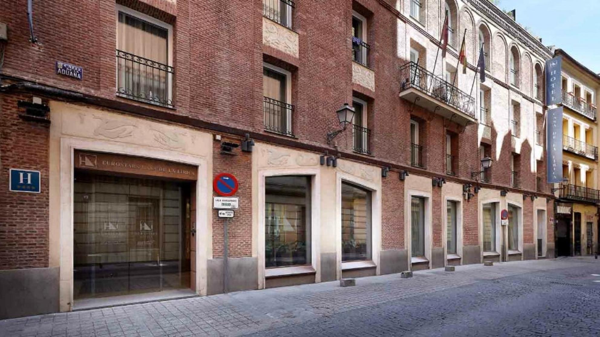 Eurostars Casa de la Lirica, Madrid