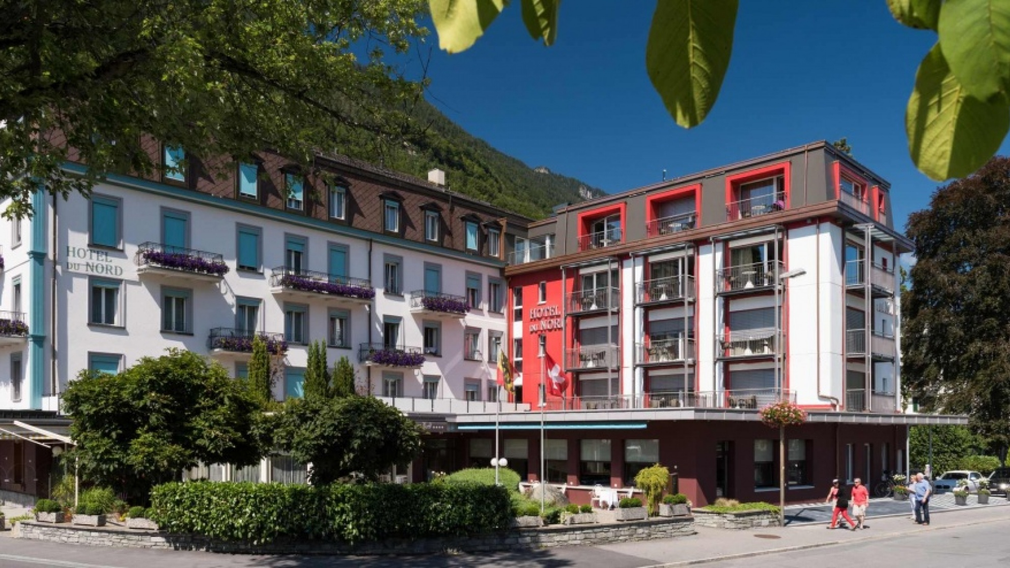 Hotel du Nord, Interlaken