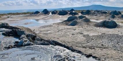 Gobustan National Park, Azerbaijan